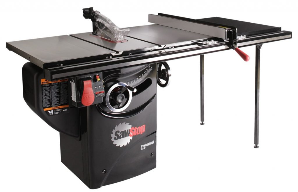 Top 5 Best Cabinet Table Saw for The Money (Jan. 2017)