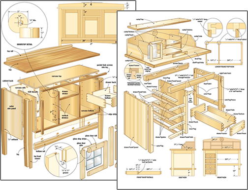 15 Free Woodworking Plans Think Woodwork