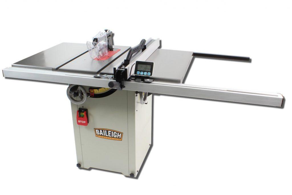 Baileigh TS-1044H Hybrid Style Table Saw