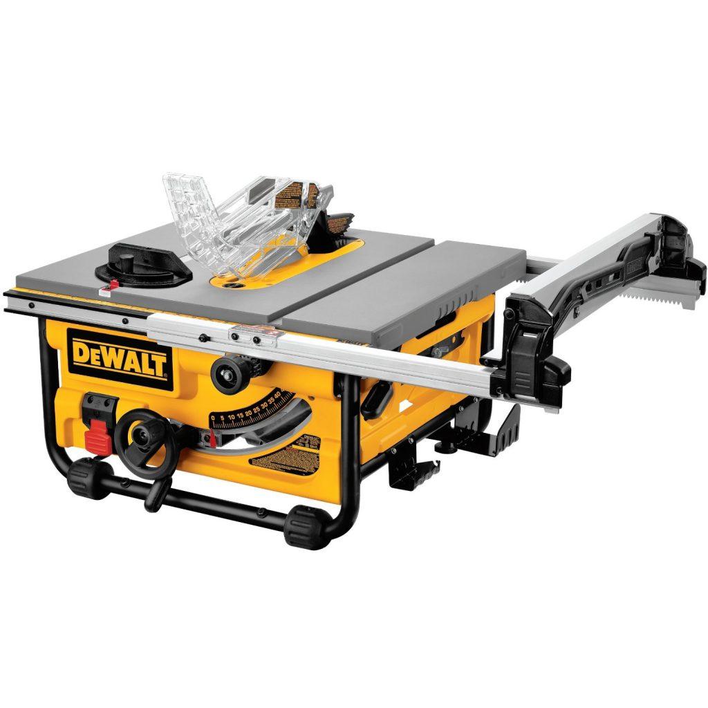 DEWALT DW745 Compact Job-Site Table Saw