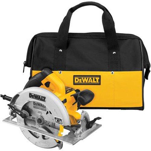 DEWALT DWE575SB 7-1/4-Inch Lightweight Circular Saw