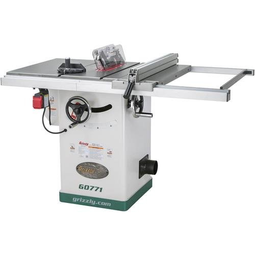 Grizzly G0771 Hybrid Table Saw