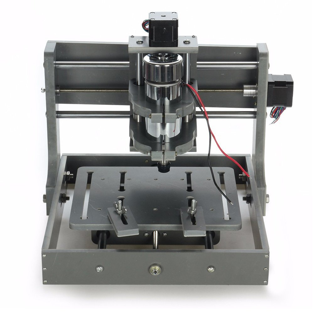 Lukcase DIY CNC PCB Router Kits Engraving Machine