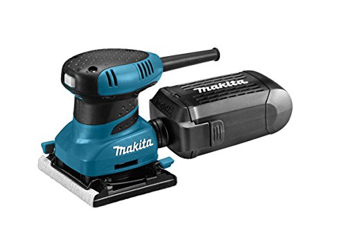 Makita BO4556K 2.0 Amp 4-1/2-Inch Finishing Sander
