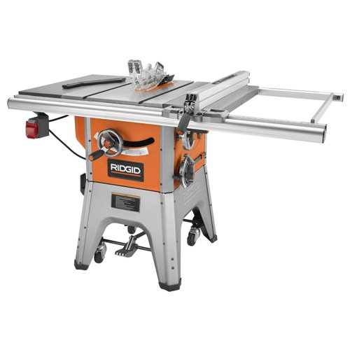 RIDGID 10 in. 13-Amp Professional Table Saw