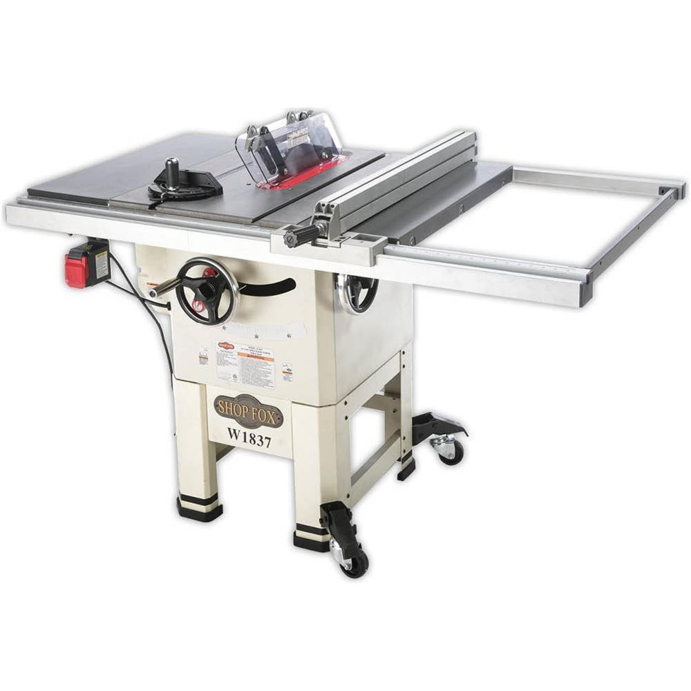 Best Hybrid Table Saw Guide Reviews Jan 2017