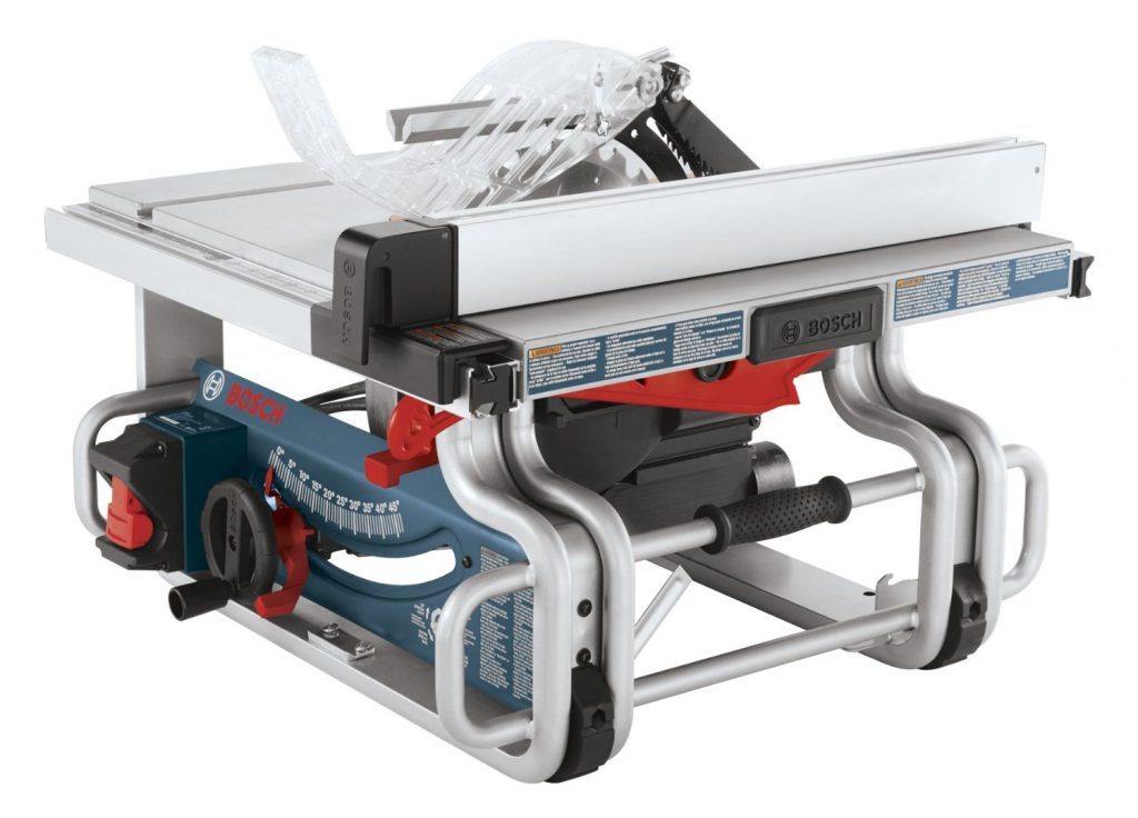 Bosch GTS1031 Portable Jobsite Table Saw