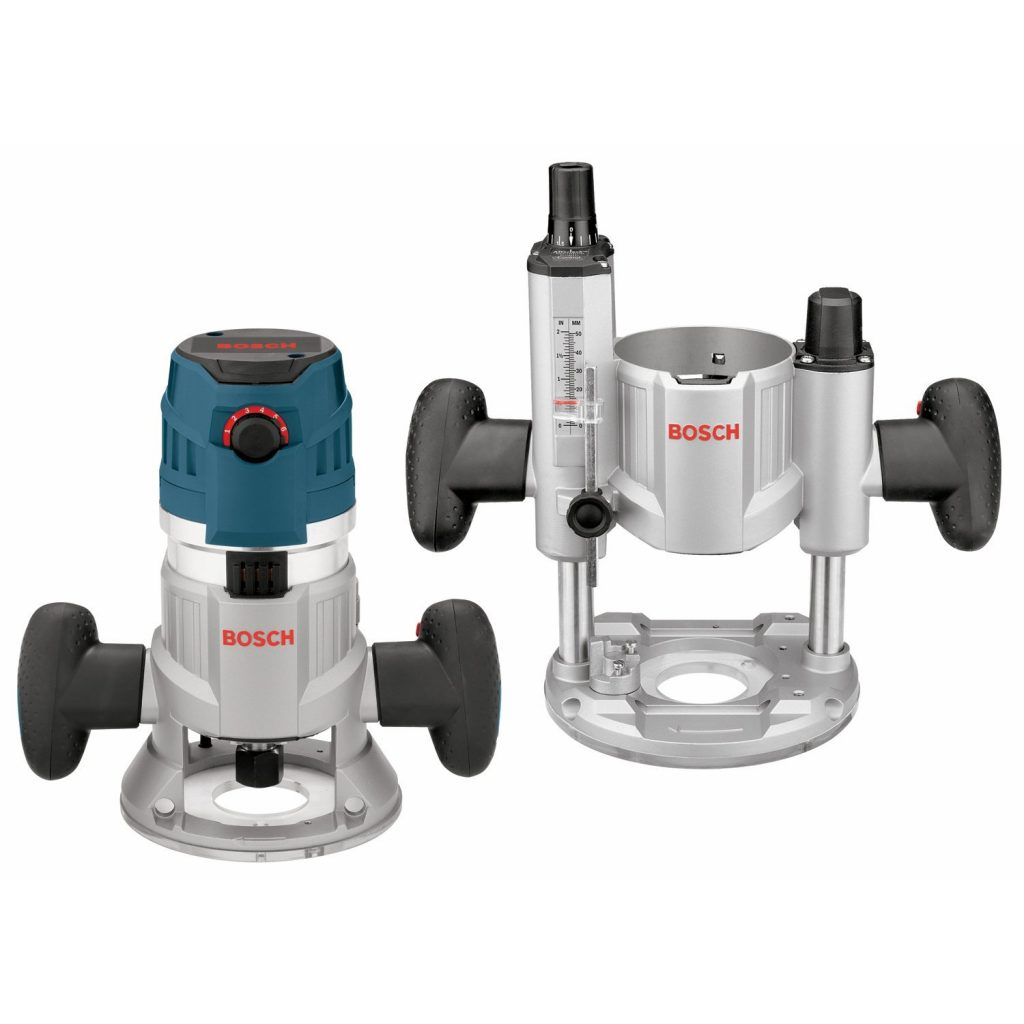 Bosch MRC23EVSK Combination Plunge & Fixed-Base Variable Speed Router