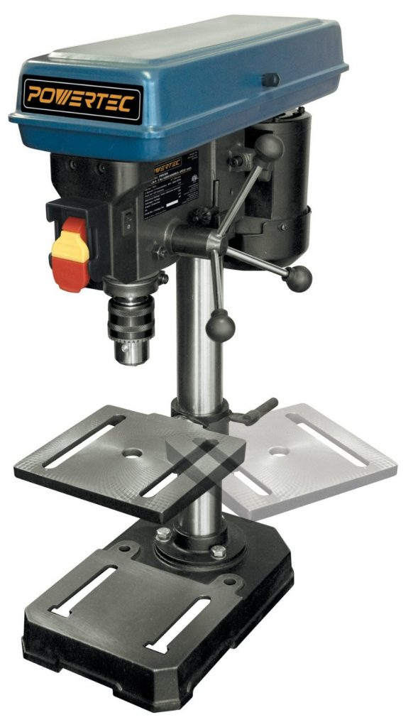 POWERTEC DP801 Baby Drill Press