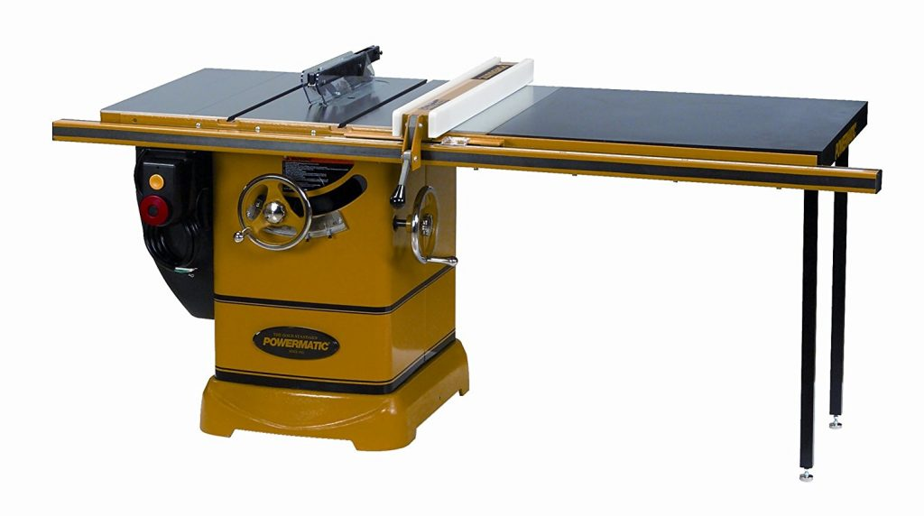 Powermatic 1792000K Model PM 2000 3 Horsepower Cabinet Saw