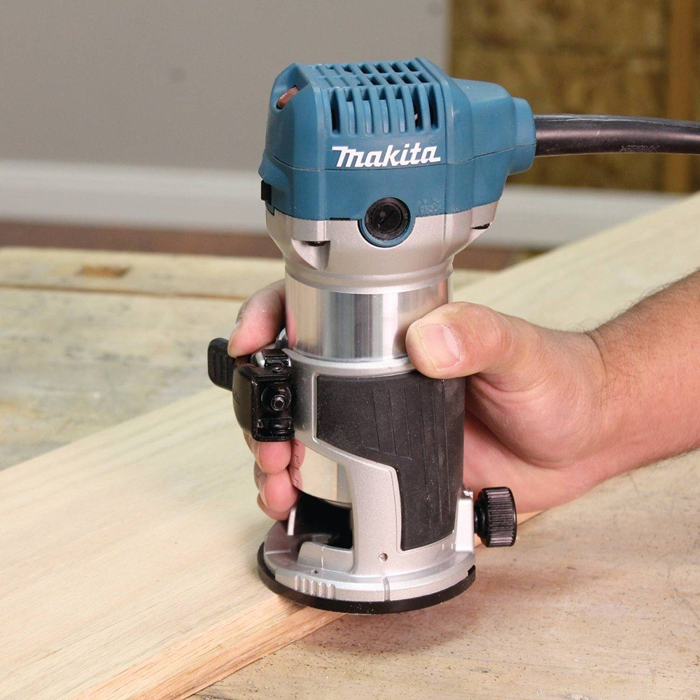 compact wood router