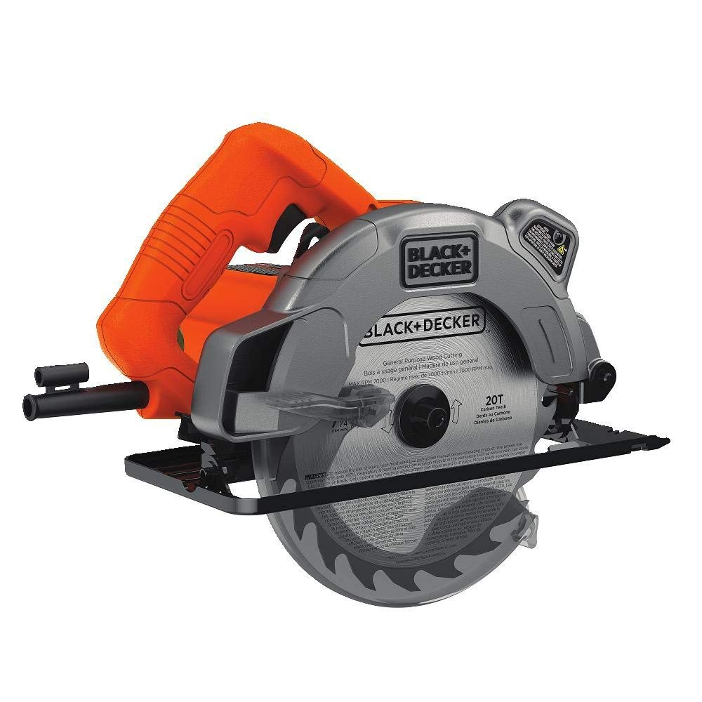 Black & Decker BDECS300C 13 Amp Circular Saw