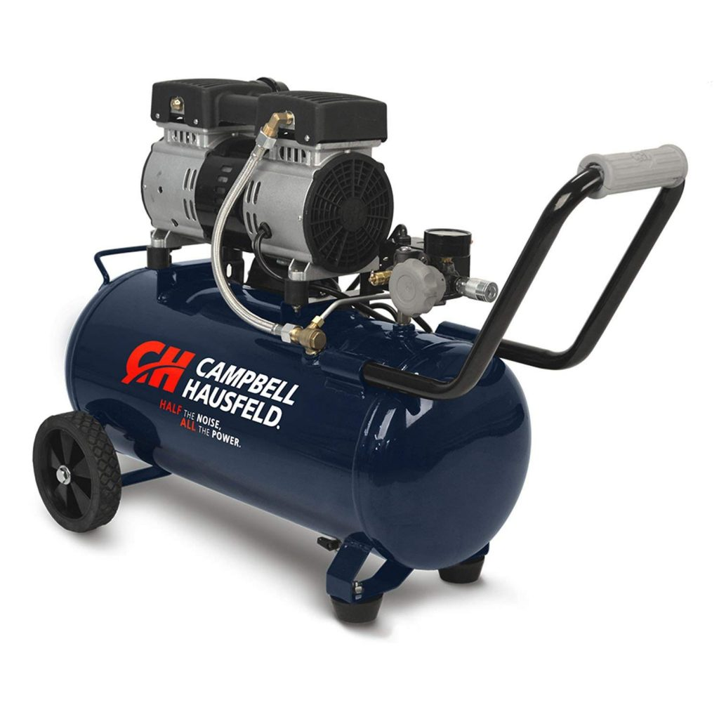 Campbell Hausfeld Portable Quiet Air Compressor