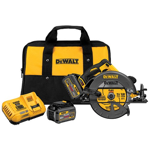 DEWALT DCS575T2 FLEXVOLT 60V MAX Brushless Circular Saw