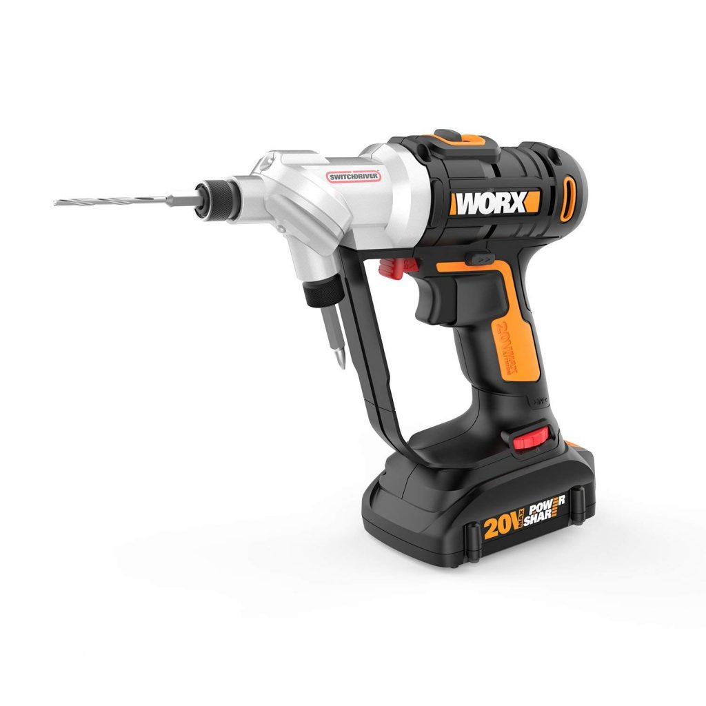 WORX WX176L 20V Switchdriver 2-in-1 Cordless Drill