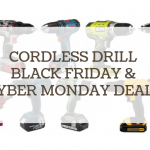 cordless drill black friday