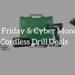 cordless drill black friday deals