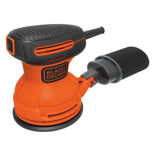 Black-Decker-BDERO100-Random-Orbit-Sander