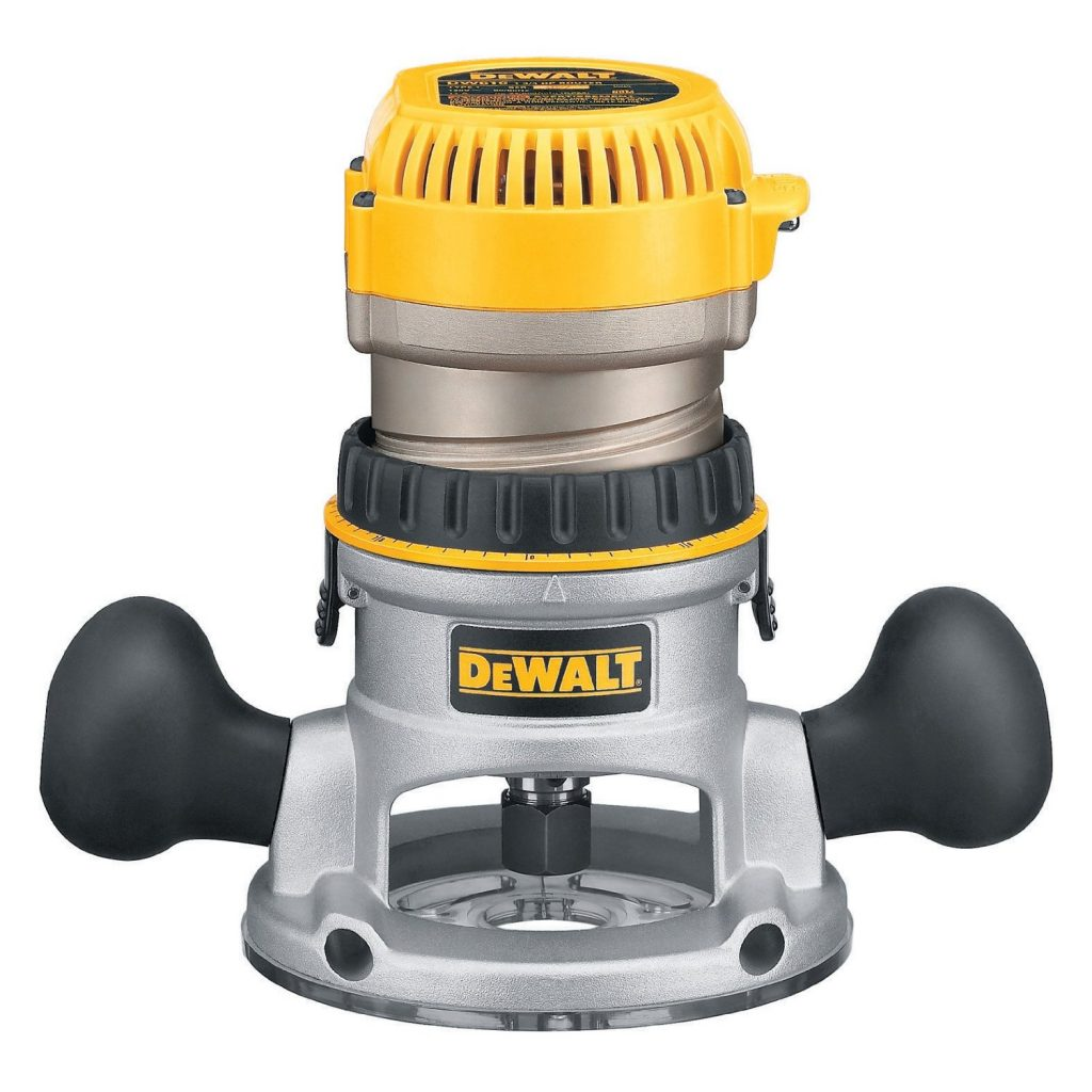 Dewalt-DW616-1-34-Horsepower-Fixed-Based-Router