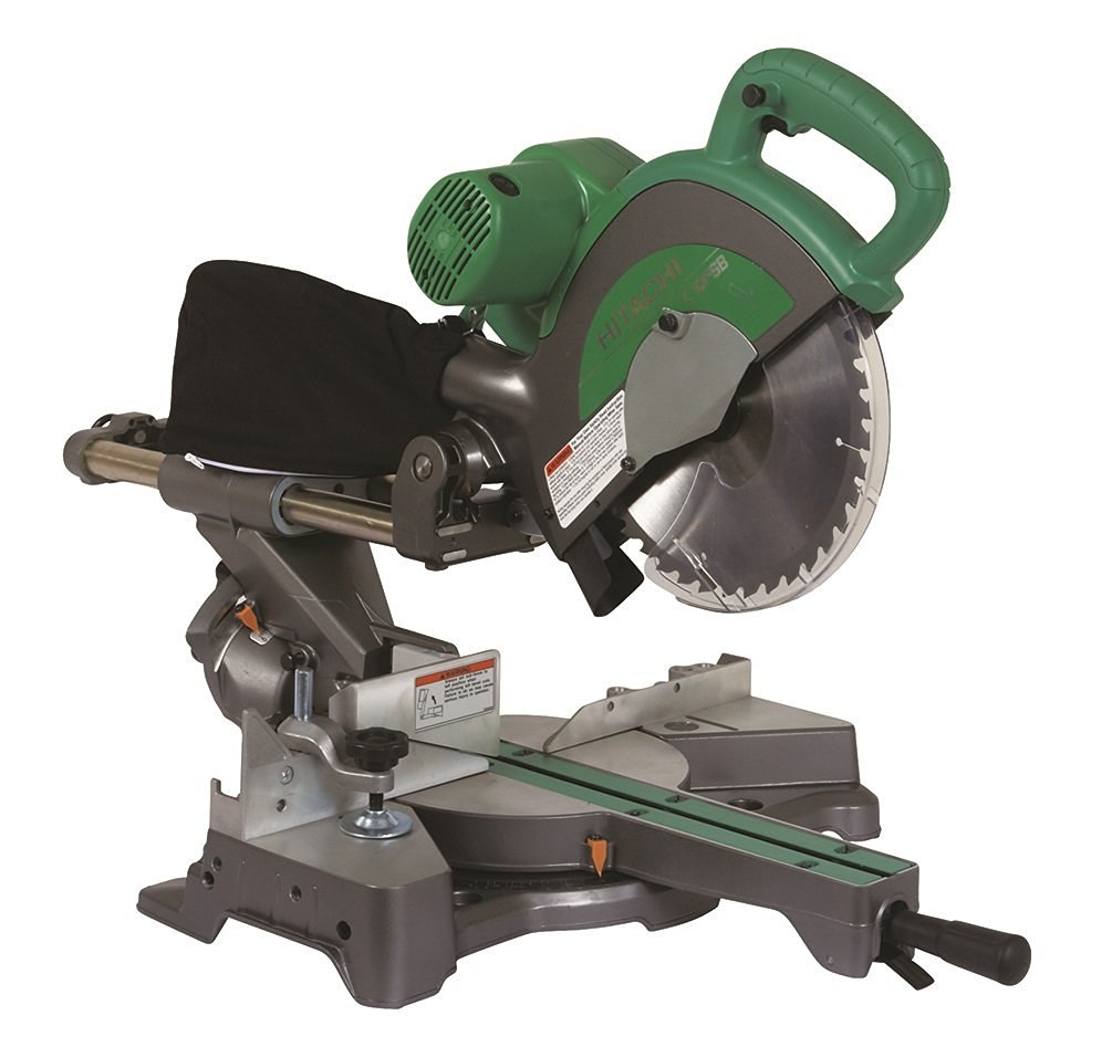 Hitachi-C10FSBP4-12-Amp-10-Inch-Sliding-Dual-Compound-Miter-Saw