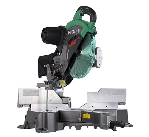 Hitachi-C12RSH2-15-Amp-12-Inch-Dual-Bevel-Sliding-Compound-Miter-Saw