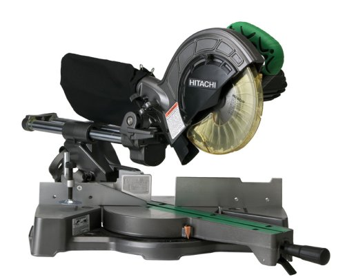 Hitachi-C8FSE-9.2-Amp-8-1-2-Inch-Sliding-Compound-Miter-Saw