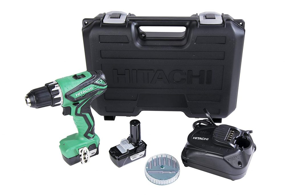 Hitachi-DS10DFL2-12-Volt-Peak-Cordless-Lithium-Ion-Compact-Drill-Driver-Kit