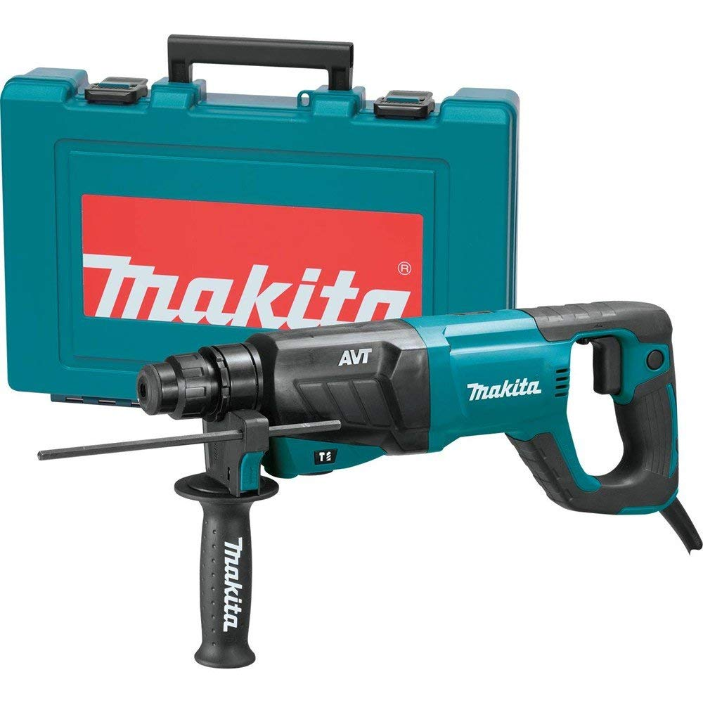 Makita-HR2641-AVT-Rotary-Hammer-Accepts-SDS-PLUS-Bits
