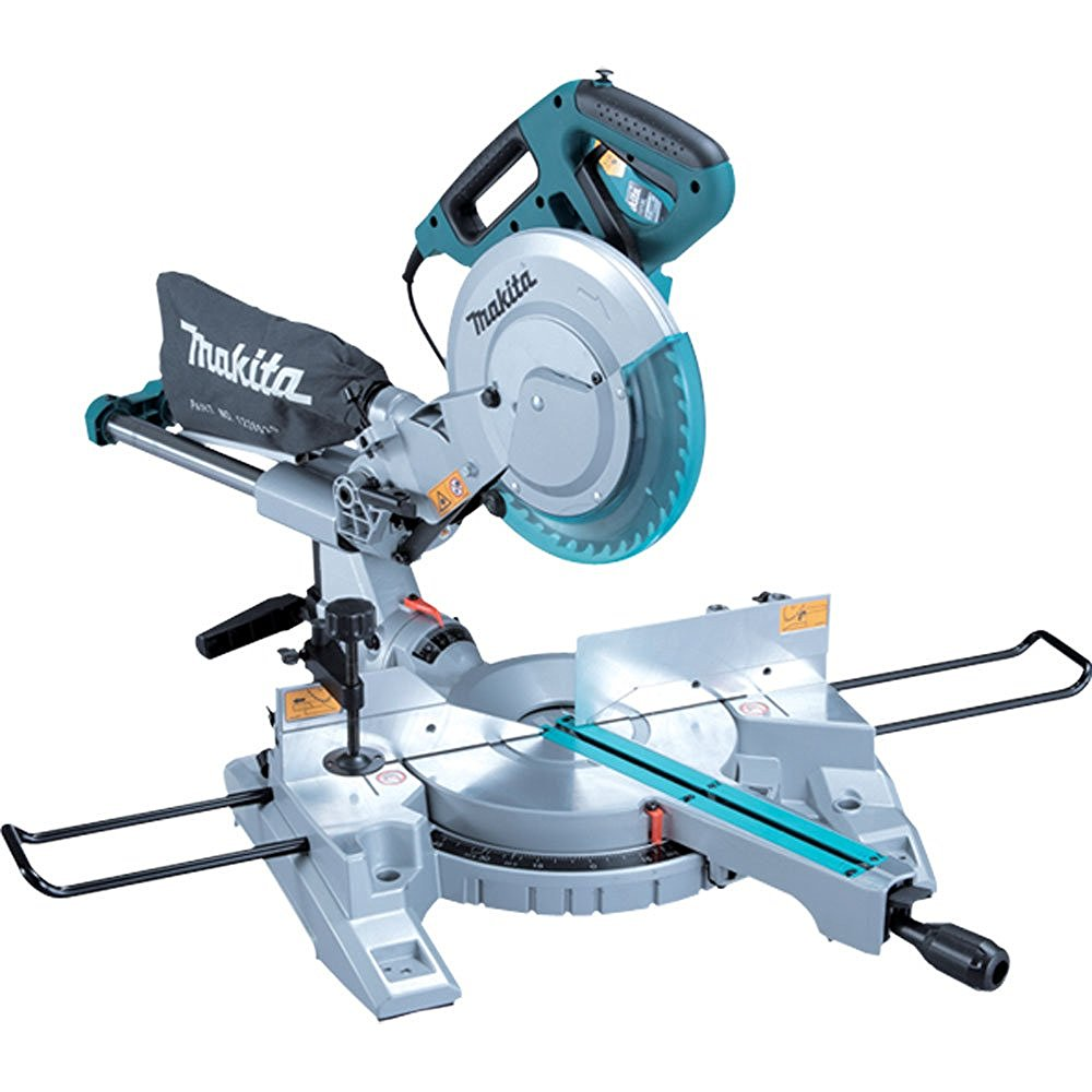 Makita-LS1018-Dual-Bevel-Slide-Compound-Miter-Saw