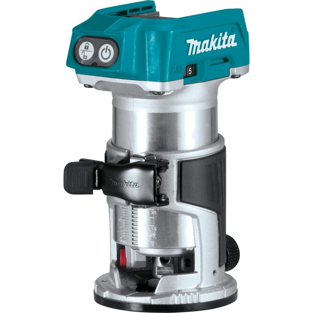 Makita-XTR01Z-18V-LXT-Lithium-Ion-Brushless-Cordless-Compact-Router