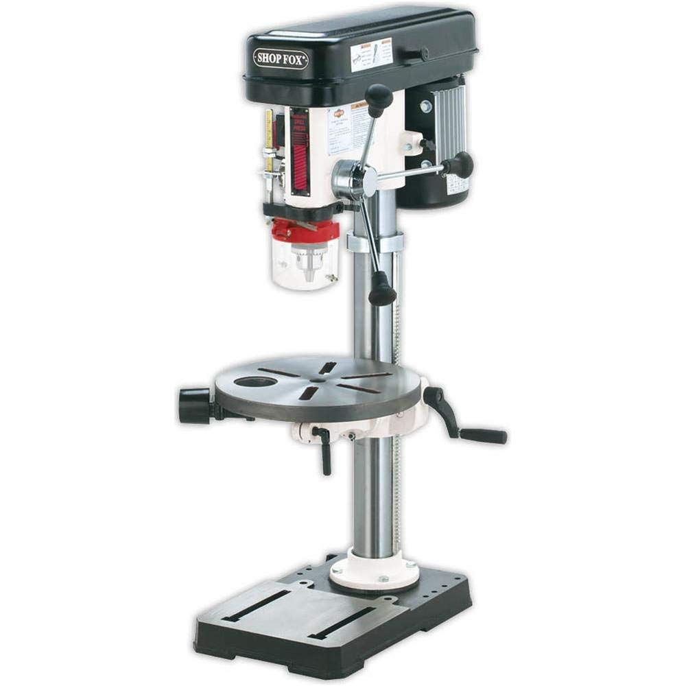 Shop Fox W1668 3/4 HP Bench-Top Oscillating Drill Press