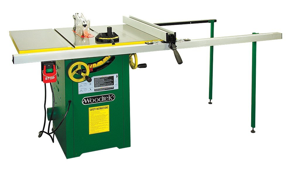 Woodteck 159665 Table Saw