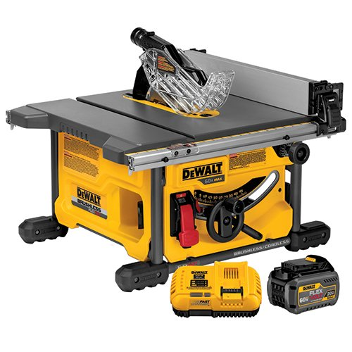 DEWALT DCS7485T1 FLEXVOLT 60V MAX Table Saw