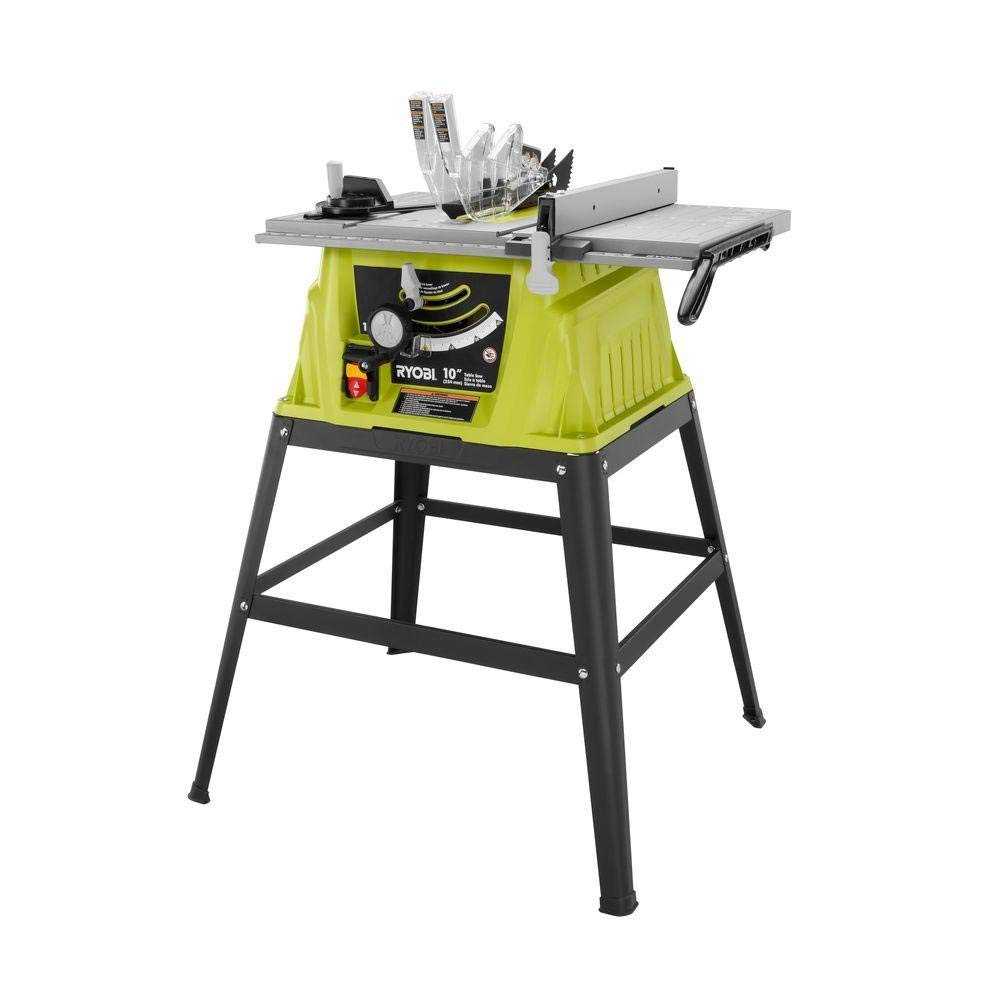 Ryobi RTS10G 15 Amp 10 in. Table Saw