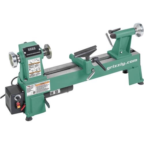 Grizzly T25926 Variable Speed Wood Lathe