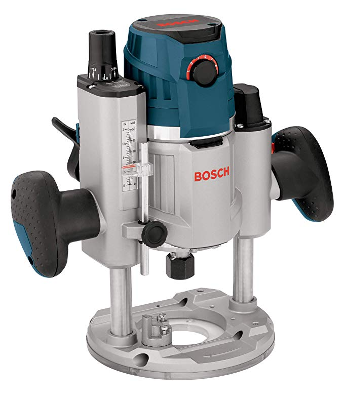 Bosch MRP23EVE Electronic Plunge-Base Router