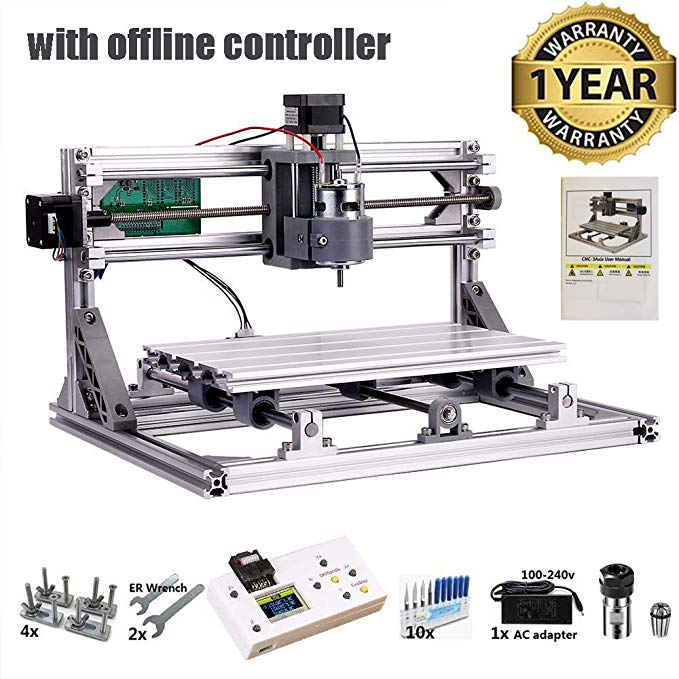 CNC 3018 Router Kit with Offline Controller