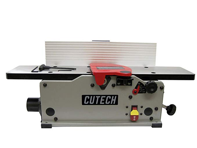 Cutech 40160HC-CT Bench Top Spiral Jointer