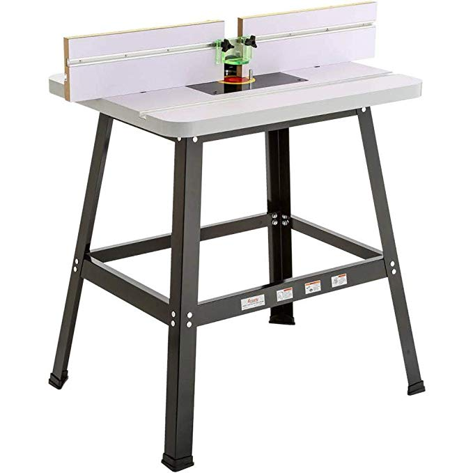 Grizzly T10432 Router Table with Stand