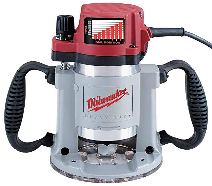 Milwaukee 5625-20 Fixed-Base Router