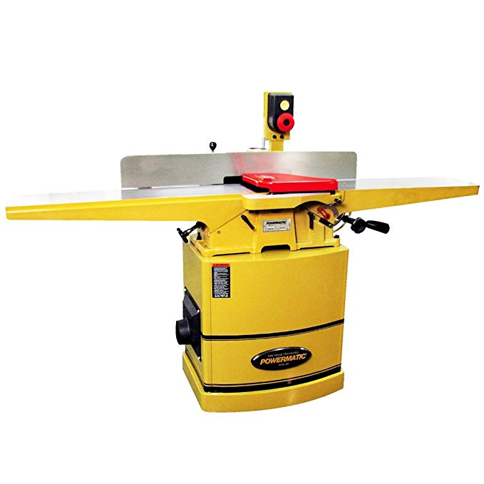 Powermatic 1610086K Jointer with Helical Cutter-Head