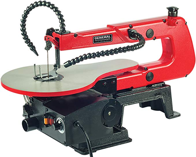 General International BT8007 Variable Scroll Saw