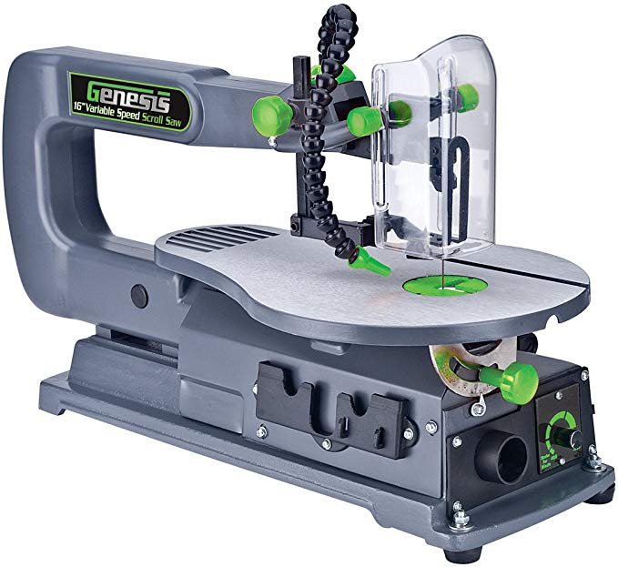 Genesis GSS160 Scroll Saw