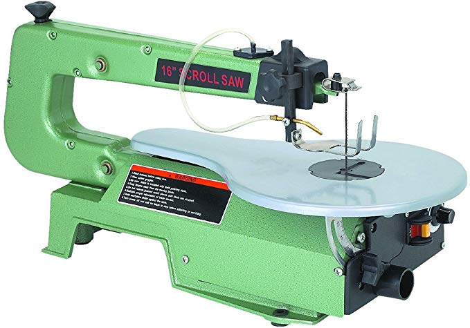 HF Tools 93012 Variable-Speed Scroll Saw