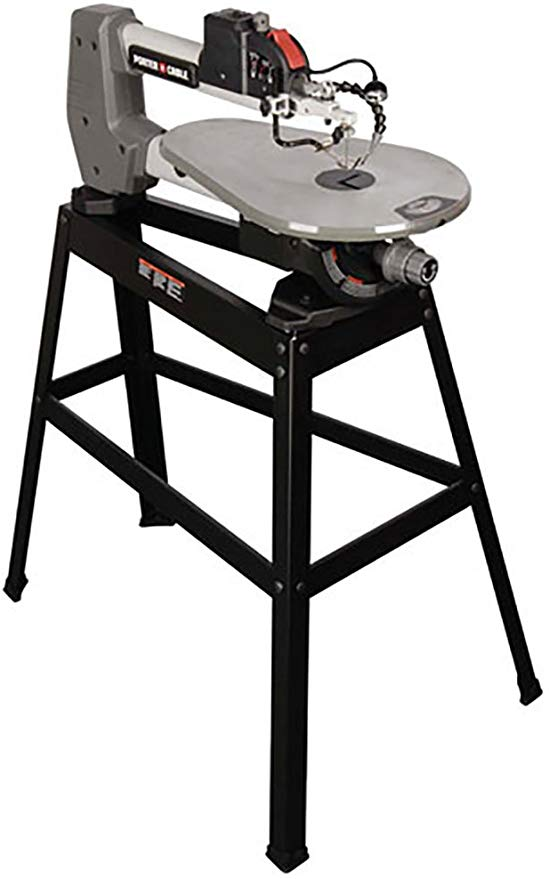 Porter Cable PCB375SS Scroll Saw with Stand