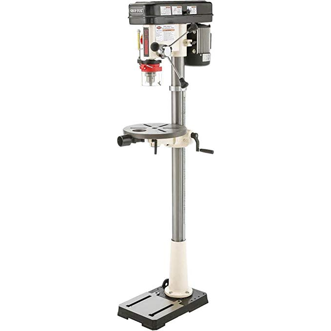 Shop Fox W1848 Oscillating Floor Drill Press