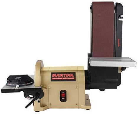 BUCKTOOL BD4801 Bench Belt Sander