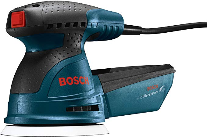 Bosch ROS20VSC Random Orbital Sander and Polisher Kit