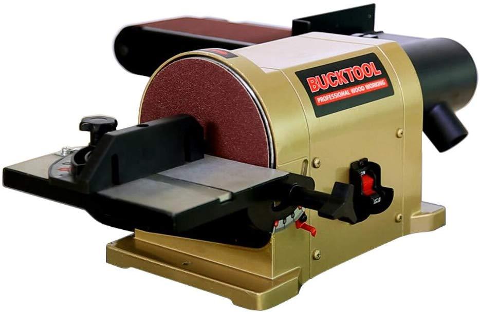 Bucktool BD4603 Belt Disc Sander