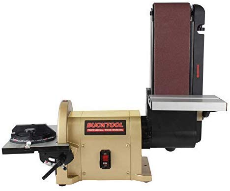 Bucktool Belt Disc Sander